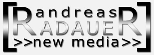 Webdesign Mondsee andreas Radauer new media